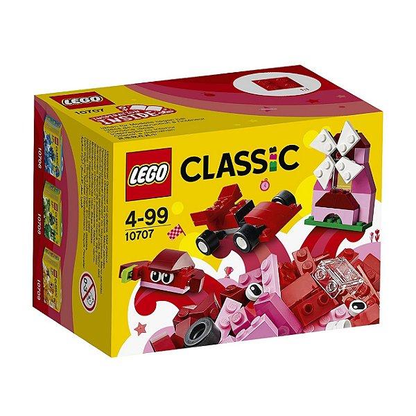 LEGO Classic - Caixa de Criatividade Vermelha 10707