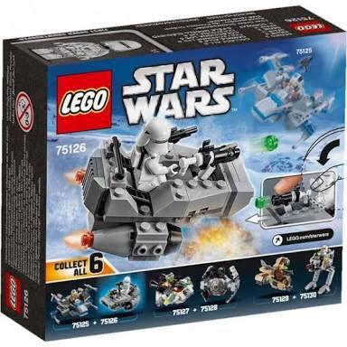 LEGO Star Wars - Snowspeeder da Primeira Ordem 75126