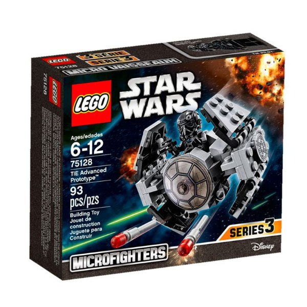 LEGO Star Wars - TIE Advanced Prototype 75128
