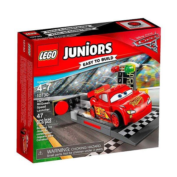 LEGO Juniors - Carros 3 Pista de Lançamento Relâmpago McQueen 10730