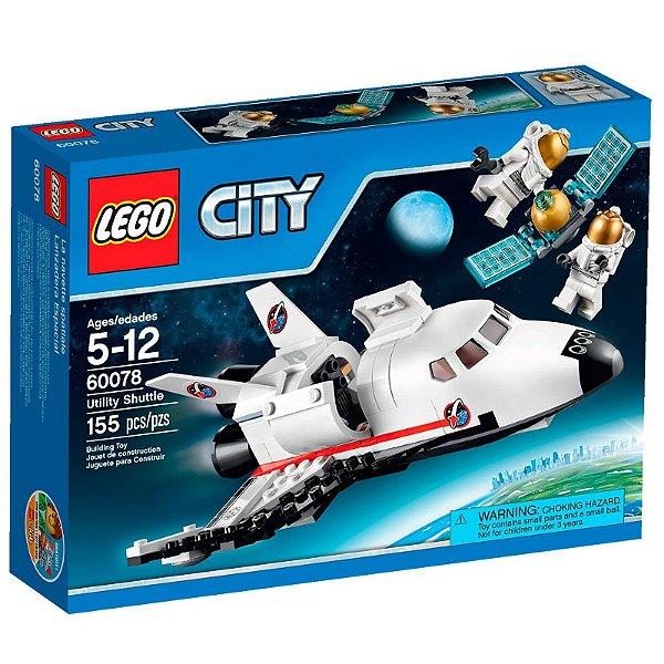 LEGO City - Ônibus Espacial Utilitário 60078