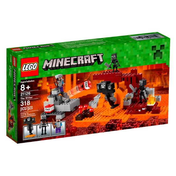 LEGO Minecraft - The Wither 21126