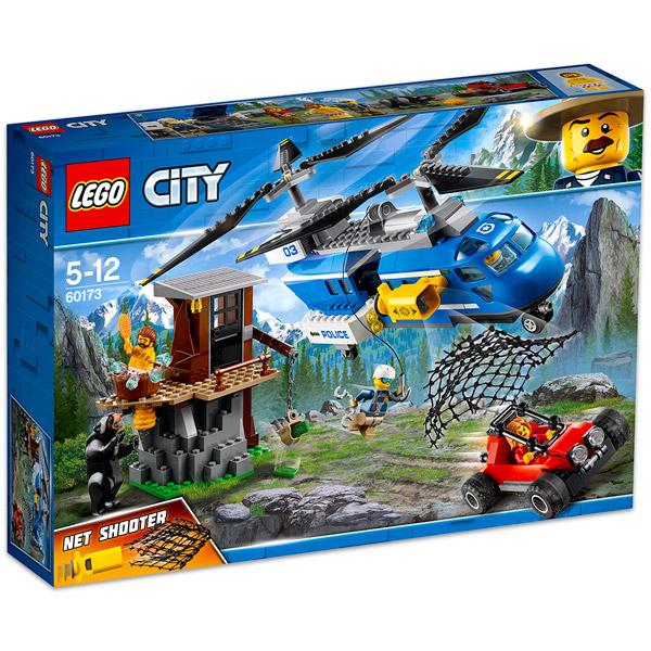 LEGO City - Detenção na Montanha 60173