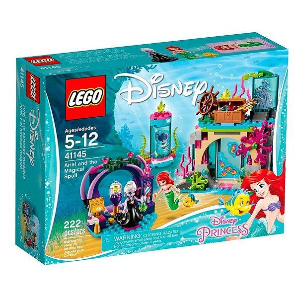LEGO Disney Princess - Pequena Sereia e Espelho Mágico 41145