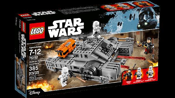 LEGO Star Wars - Hovertank Imperial de Assalto 75152