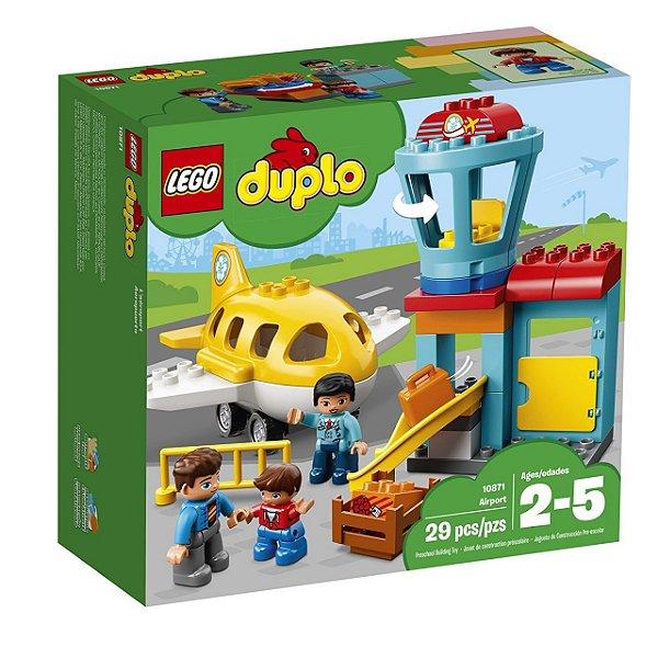 LEGO Duplo - Aeroporto 10871