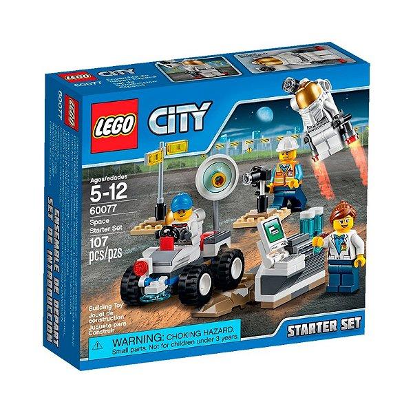 LEGO City - Conjunto de Iniciação Espacial 60077