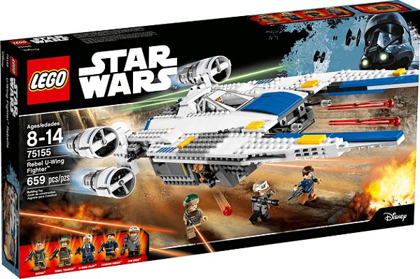 LEGO Star Wars - U-wing Fighter Rebelde 75155