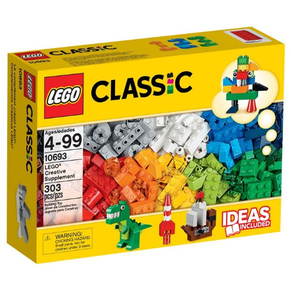 LEGO Classic - Suplemento Criativo 10693