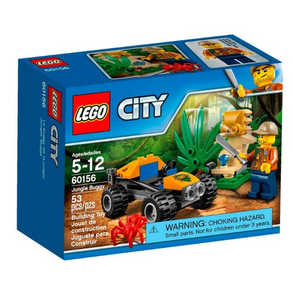 LEGO City - Buggy da Selva 60156