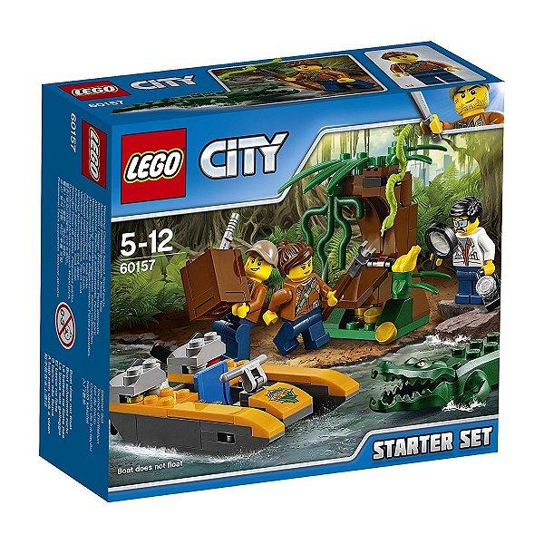 LEGO City - Conjunto Básico da Selva 60157