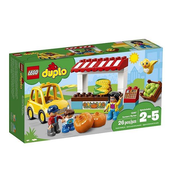 LEGO Duplo - Mercado de Fazendeiros 10867