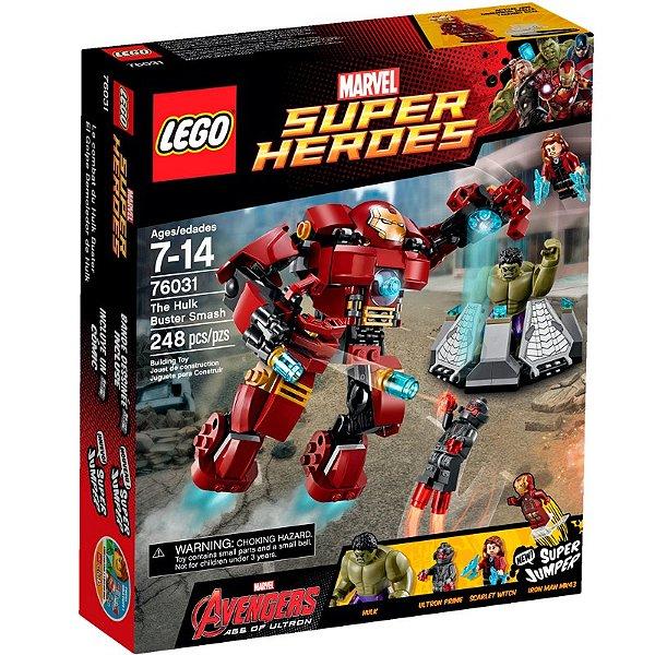 LEGO Super Heroes - Combate de Hulk Buster 76031