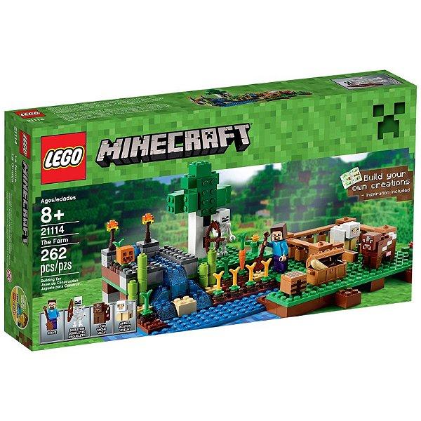 LEGO Minecraft - A Fazenda 21114
