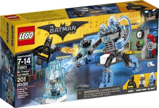 LEGO Batman Movie - Ataque de Gelo do Sr. Frio 70901