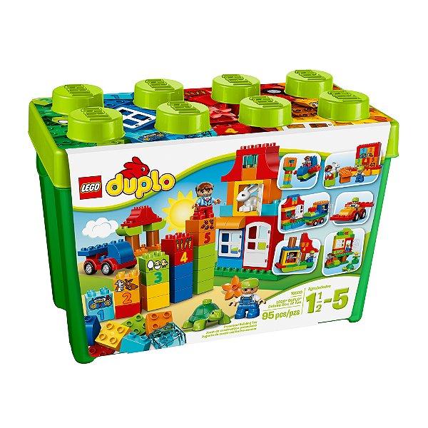 LEGO Duplo - Caixa de Diversão Luxuosa LEGO® DUPLO® 10580