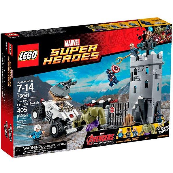 LEGO Super Heroes - O Combate na Fortaleza de Hydra 76041