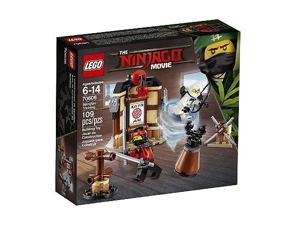 LEGO Ninjago - Treino de Spinjitzu 70606