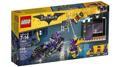 LEGO Batman Movie - A Perseguição de Motocicleta da Mulher-Gato 70902