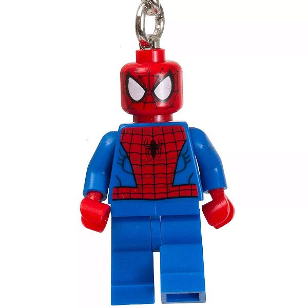 LEGO Chaveiro Super Heroes - Homem Aranha 850507