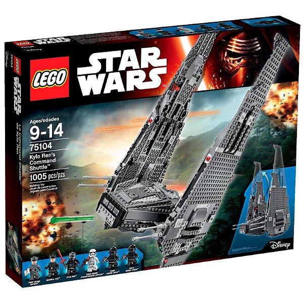 LEGO Star Wars - Command Shuttle™ de Kylo Ren 75104