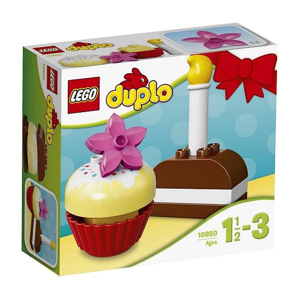 LEGO Duplo - Meus Primeiros Bolos 10850