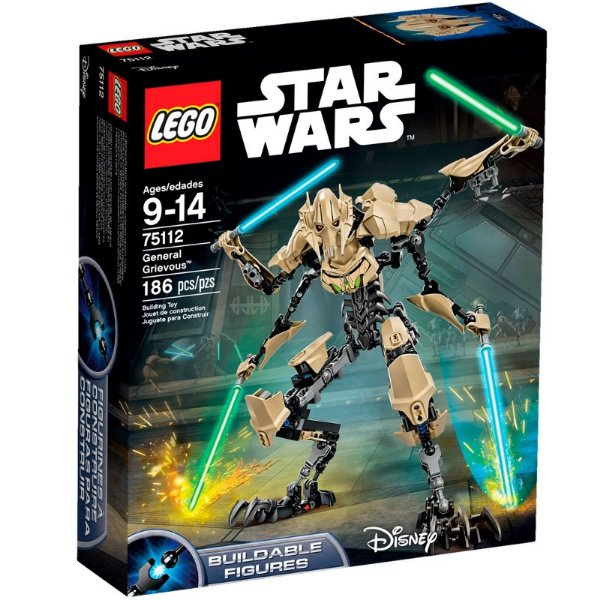 LEGO Star Wars - General Grevious 75112