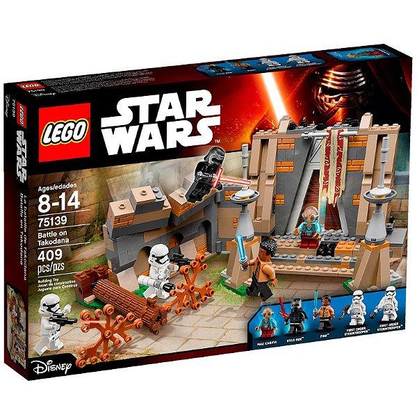 LEGO Star Wars - Playset Batalha em Takodana 75139