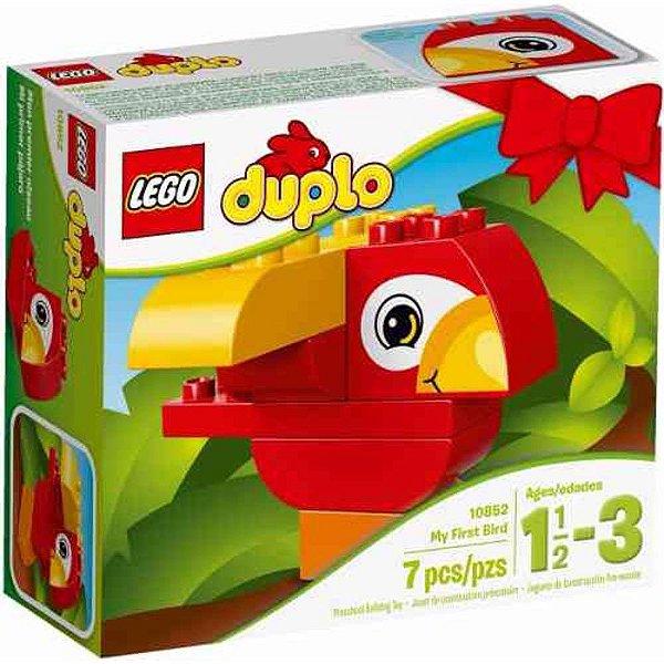 LEGO Duplo - O Meu Primeiro Pássaro 10852