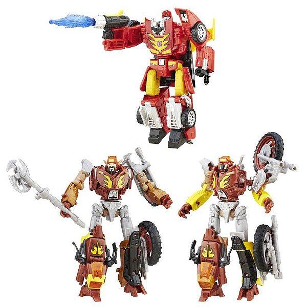 Transformers Generations Platinum Edition Planet Of Junk Clash