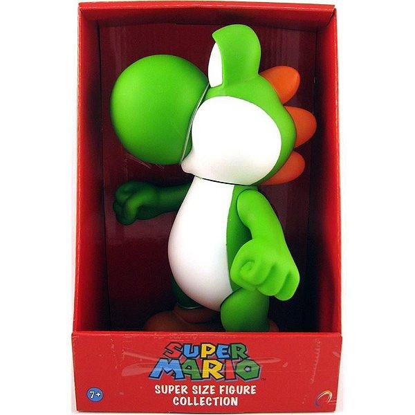 Boneco Articulado Mario Bros Collection - Yoshi 23cm
