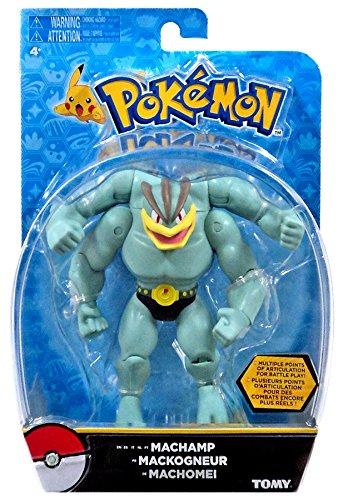 Pokémon Figuras de Ação - Machamp