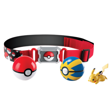 Pokémon Cinto De Treinador - Pack Quick Ball