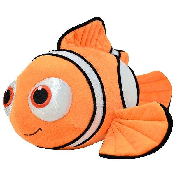Pelúcia Procurando Dory - Nemo 38cm