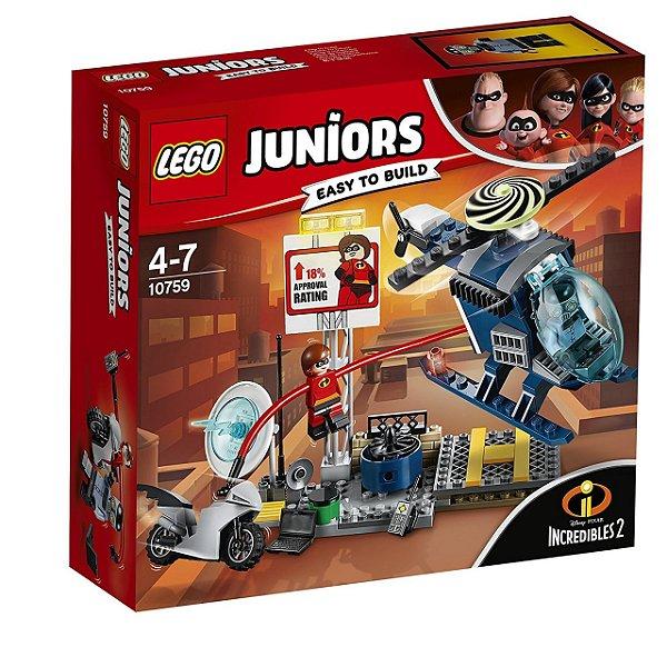 LEGO Juniors - A Perseguição no Telhado 10759