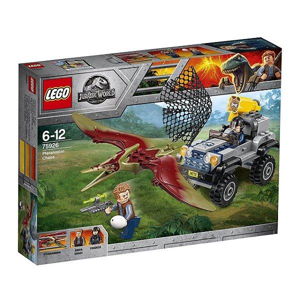 LEGO Jurassic World - A Perseguição ao Pteranodonte 75926
