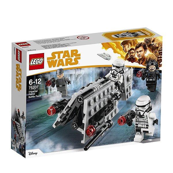 LEGO Star Wars - Conjunto de Combate Patrulha Imperial 75207
