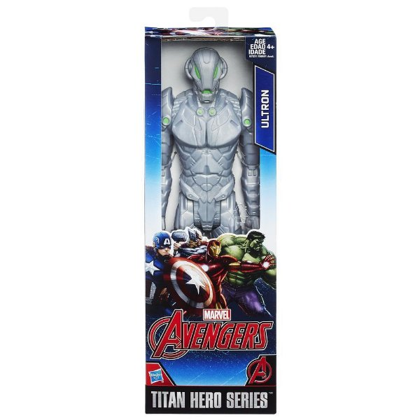 Boneco Marvel Titan Hero Series Ultron 30 cm