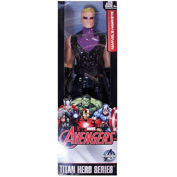 Boneco Titan Hero Avengers Hawkeye 30 cm