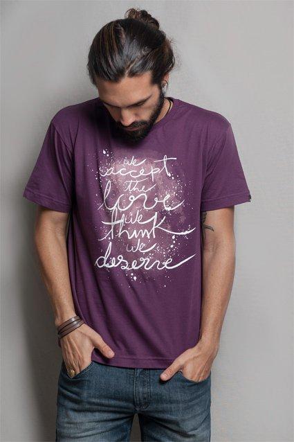 Camiseta As Vantagens de Ser Invisível!
