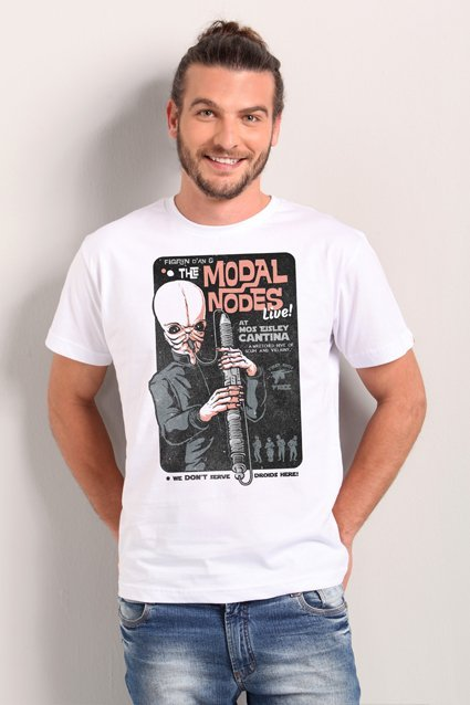 Camiseta Cantina Band