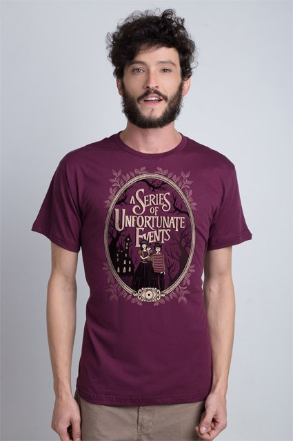 Camiseta Desventuras em Série (G)