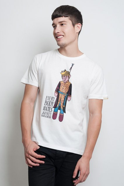 Camiseta Everybody Hates Joffrey