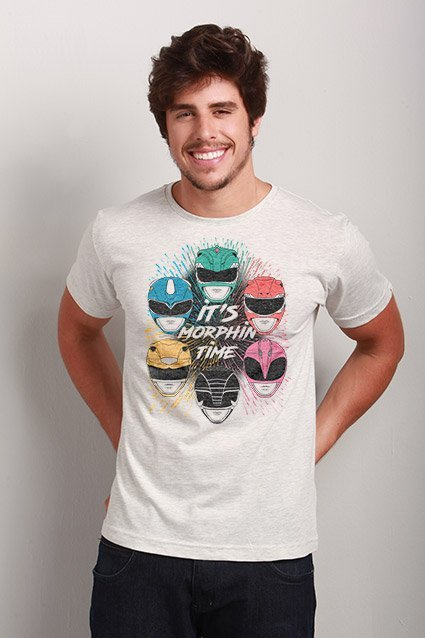 Camiseta It's Morphin Time