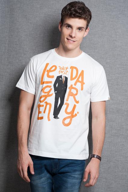 Camiseta Legendery