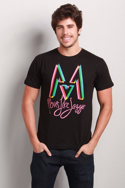Camiseta Moves Like Jagger