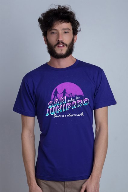 Camiseta San Junipero