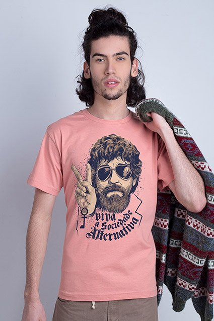 Camiseta Sociedade Alternativa