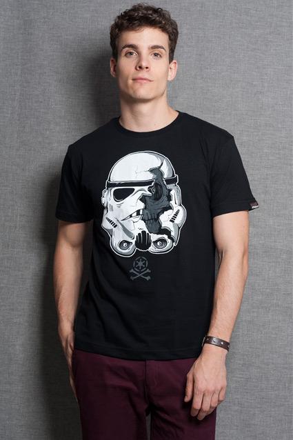 Camiseta Stormtrooper (G)