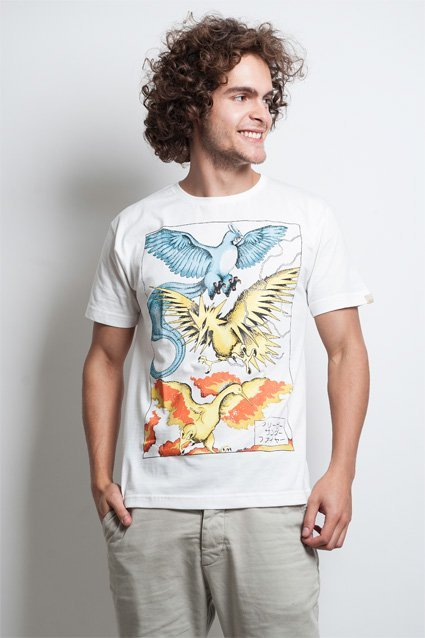 Camiseta Winged Mirages